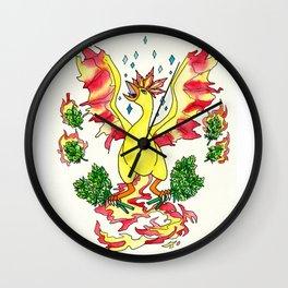 moltrees Wall Clock