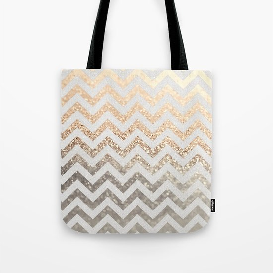 GOLD & SILVER  Tote Bag