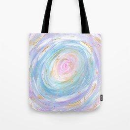Pastel Galaxy Tote Bag