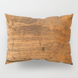 Wood Texture 340 Pillow Sham