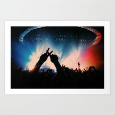 Twenty One Pilots  Art Print