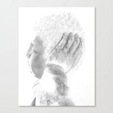 ZEN PLACES (right side) Canvas Print