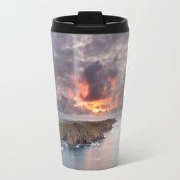 Tory Island sunset | Ireland Travel Mug