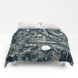 Industrial Disease - Mono Comforters