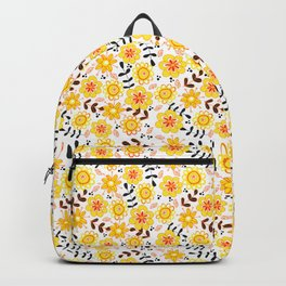 Falling for You in Yellow Backpack