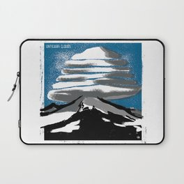 Lenticular Clouds. Laptop Sleeve