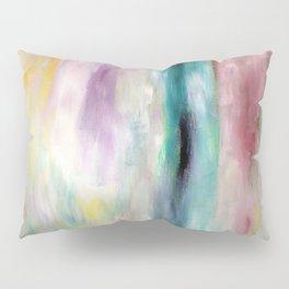 White Ocean Pillow Sham