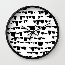 paragraph Wall Clock