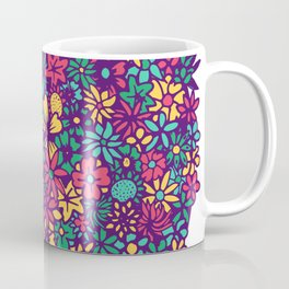 Floral – Modern Pop Coffee Mug