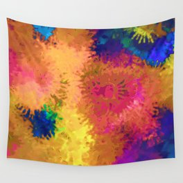 Cosmic Migration Wall Tapestry