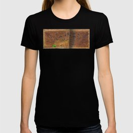 Deer Sheltering in the Storm T-shirt