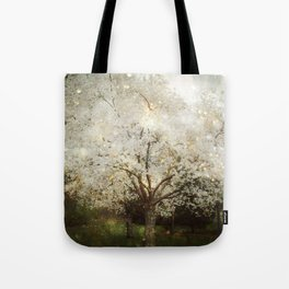 The Ghosts in the Trees Tote Bag