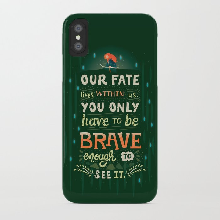 Would you change your fate? iPhone Case