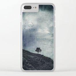 one tree hill Clear iPhone Case