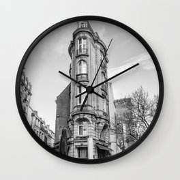 Lille Le Carnot cafe Wall Clock