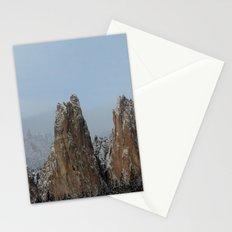 Smith Rock Snowbound Stationery Cards