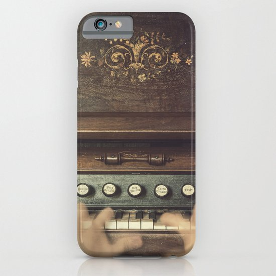 Frantic at the Keys iPhone & iPod Case