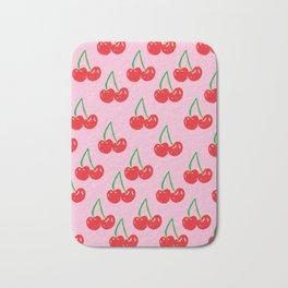 Cherry Ripe Bath Mat