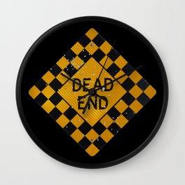 Dead End Shotgun. Wall Clock