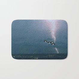 The First Wave - UFO Bath Mat