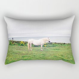 Wanna be with you everywhere Rectangular Pillow