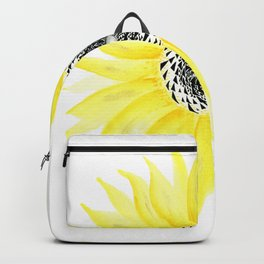 The Sunflower Eye Backpack