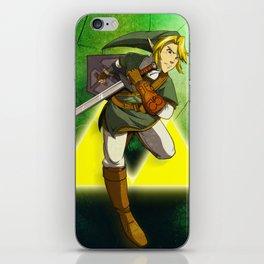 LINK - LEGEND OF ZELDA iPhone Skin