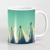 vancouver Mugs featuring Loving Vancouver by Irène Sneddon