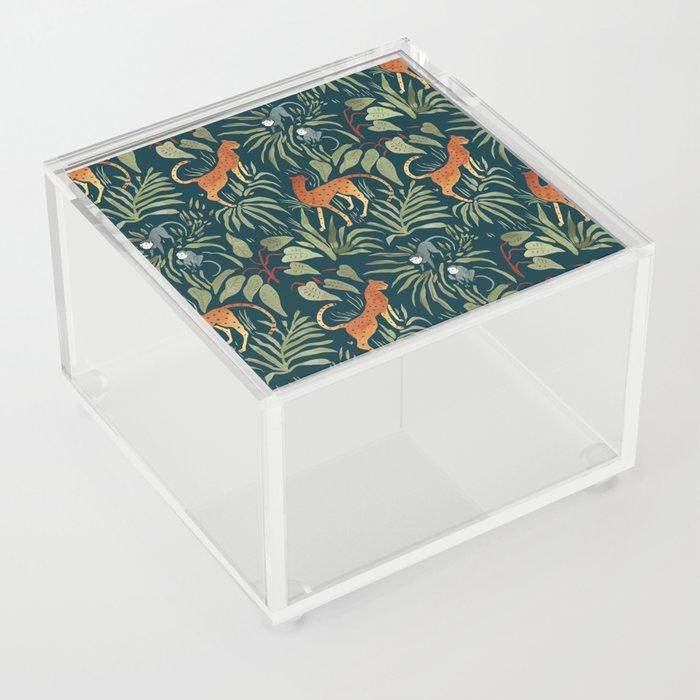 Monkey Business Acrylic Box