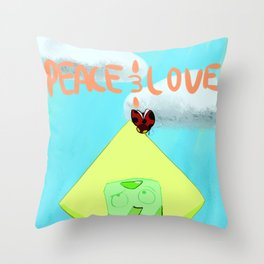 Is there anything thats worth more Throw Pillow