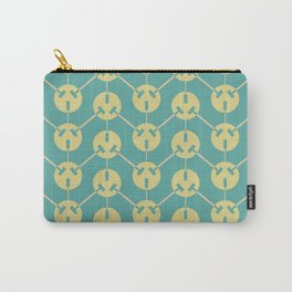 Ohm series 220 volt pattern Carry-All Pouch