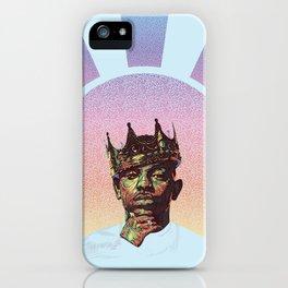 pastel lamar iPhone Case