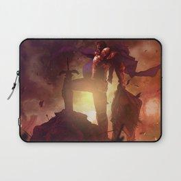 Luca Blight the Beast of Suikoden II Laptop Sleeve