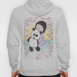 Panda Girl Hoody