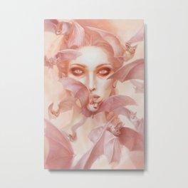 Carmilla Metal Print