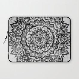 BLACK JEWEL MANDALA Laptop Sleeve