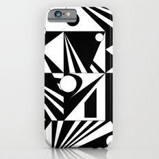 blackandwhitesummer iPhone 6s Slim Case