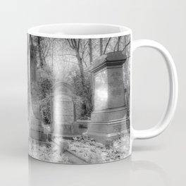 Highgate Cemetery London Coffee Mug