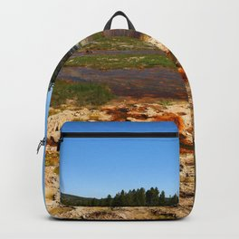 Firehole River Colors Backpack
