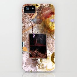 Chi Ka Fu Ku - Mother Earth and Friends iPhone Case