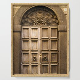 Orvieto Door Serving Tray