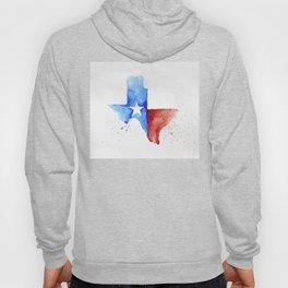 Texas Flag. Hoody