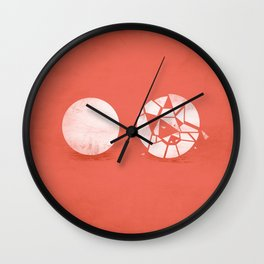 The Lord of the Flies Wall Clock