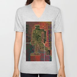 Robotic Lab Unisex V-Neck