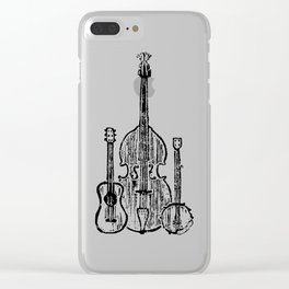 The Country Brothers Clear iPhone Case