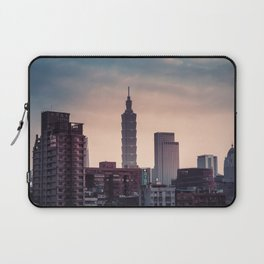 Taipei Skyline Laptop Sleeve