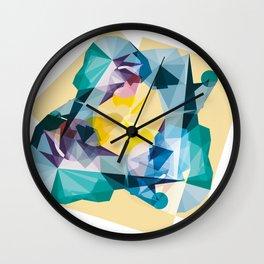 kandy mountain Wall Clock