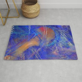Chaotic Storm Rug