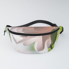 Give Light Pink Blush Camellia Blossom Nature Version Fanny Pack