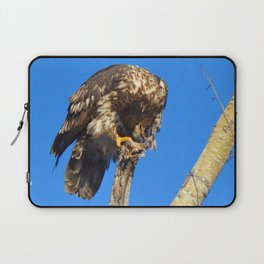 Houdini in Feathers! Laptop Sleeve